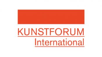 Kunstforum International Logo