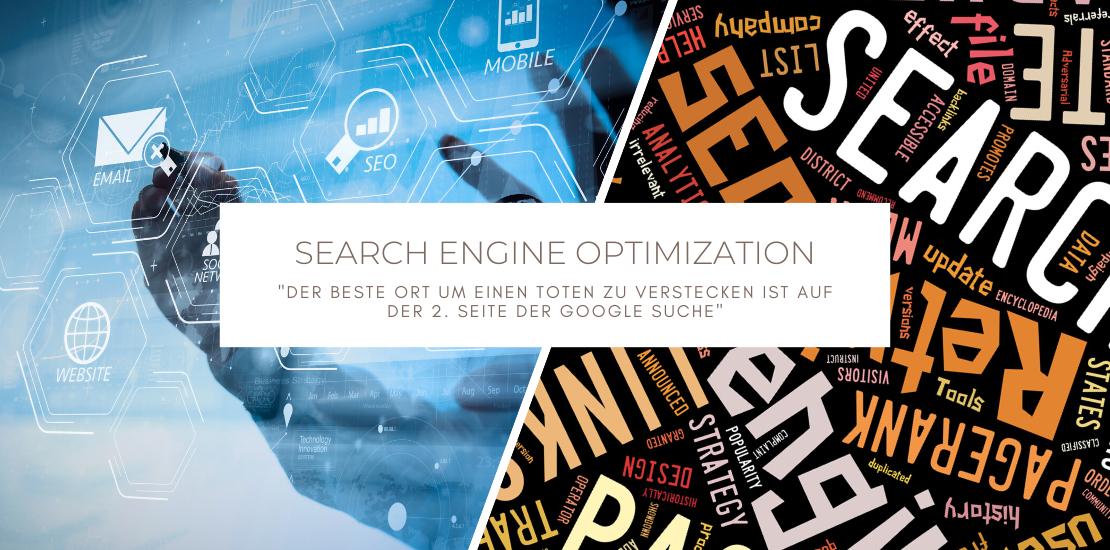 Suchmaschienenoptimierung, Search Engine Optimization