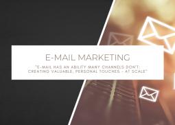 Titelbild für Email Marketing